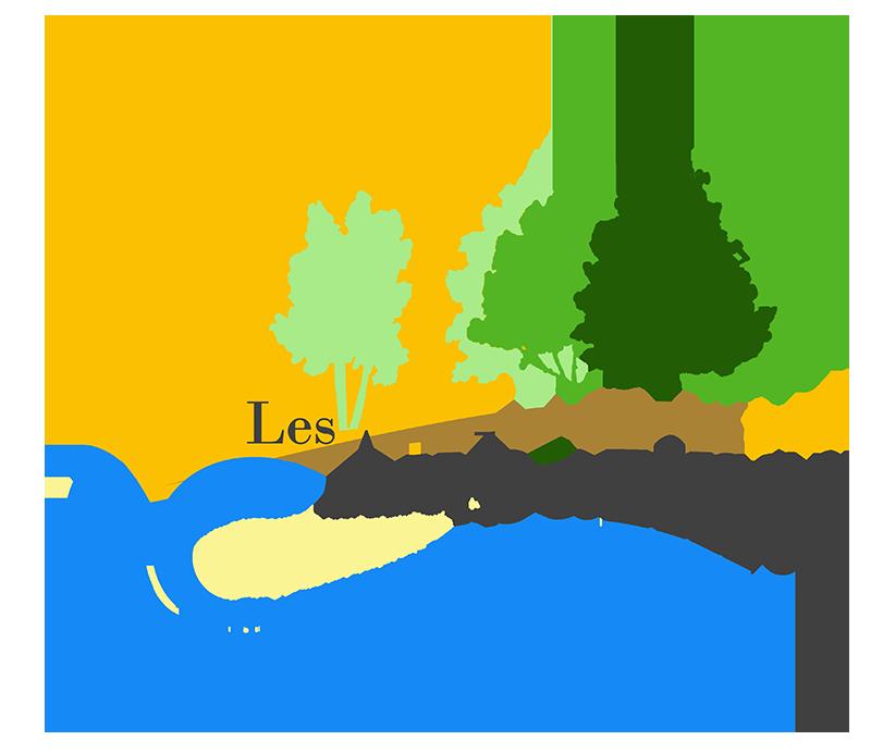Centre touristique, camping des Aubazines